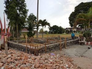 Pembangunan Tahap Awal