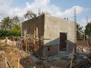 Perkembangan Pembangunan Cetiya